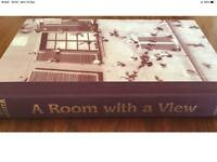FOLIO SOCIETY . A ROOM WITH A VIEW . HARDBACK BOOK IN FOLIO COVER .