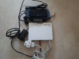 Wifi box with homehub