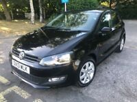 VOLKSWAGEN POLO 1.4 MATCH DSG AUTO 24,000 MILES IMMACULATE CONDITION
