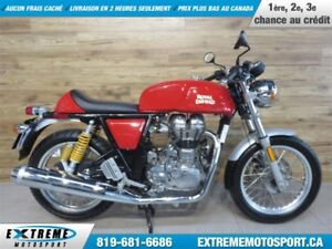 2016 Royal Enfield Continental GT 535 31,72$/SEMAINE
