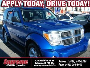 2007 Dodge Nitro SLT/RT 4WD/S.ROOF/R.START/SPECIAL