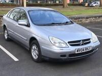 2004 CITROEN C5 2.0 HDI *ELECTRIC LEATHERS* *DIESEL* *LOW MILES* *DELIVERY* passat vectra mondeo