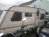 Caravan shell