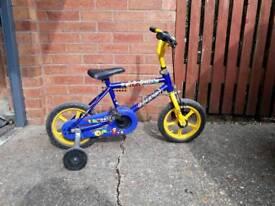 Bike 4 weels