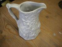 Portmeirion Partan Cream jug vintage ENGLAND