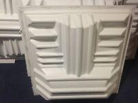 Auralex Acoustics T'Fusor Diffuser ( sound acoustic panel )