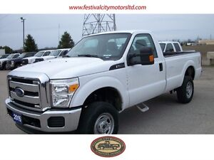 2015 Ford F-250 XL | REGULAR CAB | 4X4