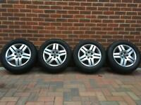GENUINE VW golf mk4 OEM AVUS 2 (15in ) alloy wheel 5x100