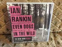 "Ian Rankin ""Even dogs in the wild"" CD audiobook"