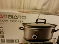 Slow cooker 6.5L 320W