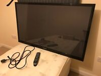 """51"""" Samsung Plasma 3D TV, excellent condition, with remote control and separate power cable"""