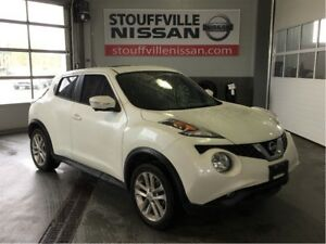 Nissan Juke sl leather and navigation 2015