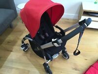Bugaboo Bee Plus Pushchair and Accessories