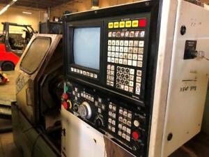 Okuma Cadet LNC-8 CNC Lathe