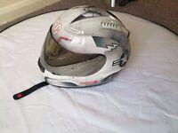 Motorbike Helmet KBC, Iridium Visor SIZE S