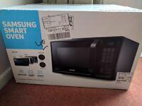 Black Samsung MC28H5013AK Combi Microwave Oven