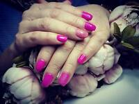 Gel nail extension s