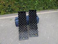 Motorhome leveling ramps (Milenco quattro)