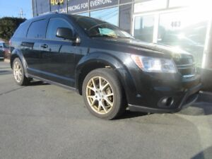 2015 Dodge Journey LIMITED V6 W/ ALLOYS, DUAL CLIMATE