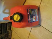 5L Gas Can - Only Used Once