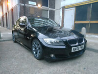 2009 BMW 330D Automatic Custom Interior-Carbon/Leather/Alcantara/Paddle Shifters/not 320D
