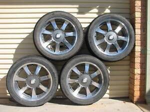 20 Inch Rims Bungendore Queanbeyan Area Preview
