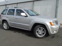 Jeep Grand Cherokee 3.0 CRD Overland 5dr Auto (silver) 2009