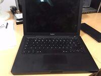 Black MacBook 3,1 (Santa Rosa) - Upgraded to 3GB RAM - No HDD