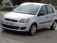 FIESTA 2007 1.2 STYLE CLIMATE STUNNING CONDITION LONG MOT