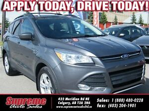 2013 Ford Escape SE AWD NAVI/ROOF/R.START/LEATHER