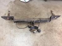 Rover 75 tow bar. With 50mm ball socket and electric socket .