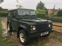 Land Rover 90 swb 1987 defender 2.5dt