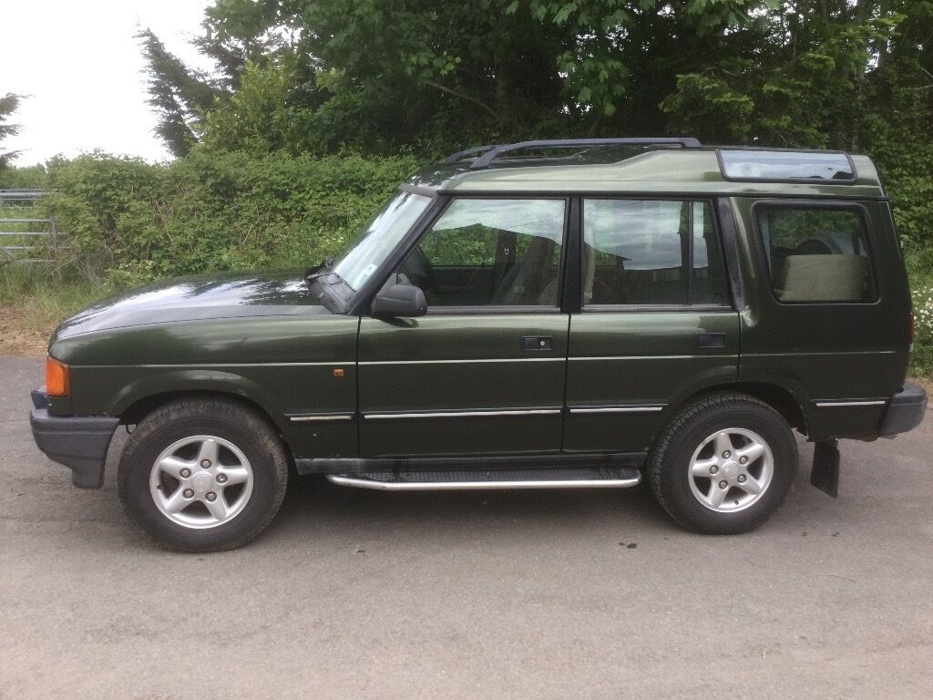 1999 land rover discovery 300 tdi in malvern worcestershire gumtree. Black Bedroom Furniture Sets. Home Design Ideas