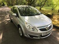 ***VAUXHALL CORSA 1.2 2010 ONLY 59,000MILES***