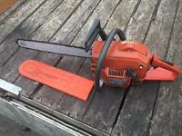 husqvarna 254 chainsaw