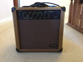 Acoustic Guitar Amplifier, 10-AA, made by Stagg.