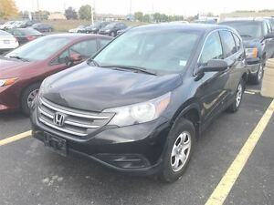 2014 Honda CR-V LX | 5SP | REARVIEW CAMERA | KEYLESS ENTRY | BLU