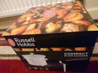 Russell Hobby slow cooker brand new boxed