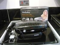 BABYLISS CERAMIC HEATED ROLLERS NEW