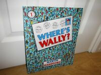 Where's Wally Book 1 By Martin Handford New Condition
