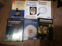 Business Analysis and Financial Management books
