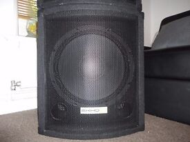 """EKHO SOUND 15"""" bass speakers 250 watts RMS Excellent condition look brand new"""