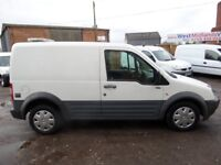56 PLATE FORD TRANSIT CONNECT 200D SWB 1.8 DIESEL