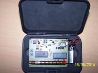 Build and Tested Geiger Counter Kit
