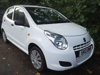 Suzuki Alto 1.0 2013, 19280 miles, PRIVATE, excellent condition, one lady owner, £0 Tax