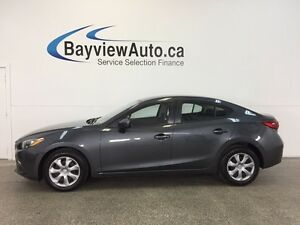2014 Mazda Mazda3 GX- SKYACTIV! 6 SPD! PUSH BUTTON START!