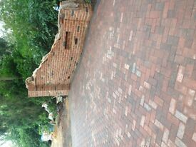 Brick weave , Driveways and Hard Landscape