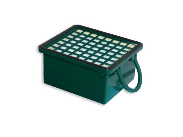 Mikrofilter Hepafilter Feinfilter geeignet für Vorwerk Kobold 130 u. 131