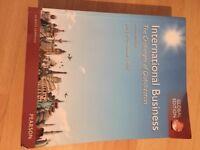 International Business / Globalisation Textbook