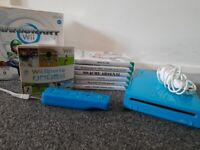 Wii game and console bundle